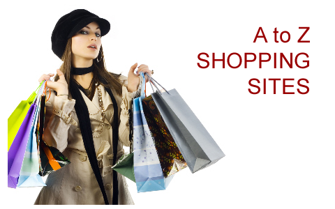 A to Z Shopping Sites